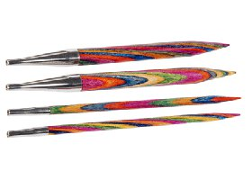 .KnitPro Symfonie Wood IC Needle Points 3-5.5mm