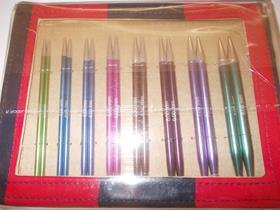 ..KNITPRO ZING DELUXE INTERCHANGEABLE SET