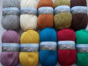 West Yorkshire Spinners Essentials Aire Valley DK