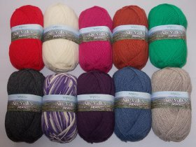 West Yorkshire Spinners Essential Aire Valley Aran