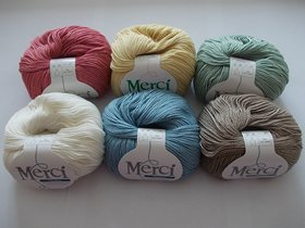 Filcolana Merci Wool Cotton 4ply