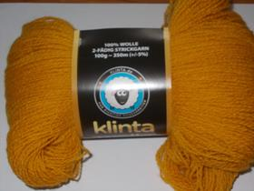 Klinta Latvian Wool Nate 4 ply fingering
