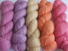 Natural Dye Studio Angel Lace