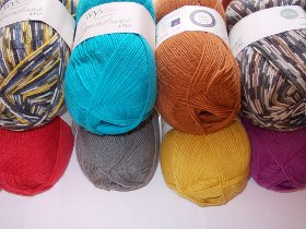 West Yorkshire Spinners British Signature 4ply